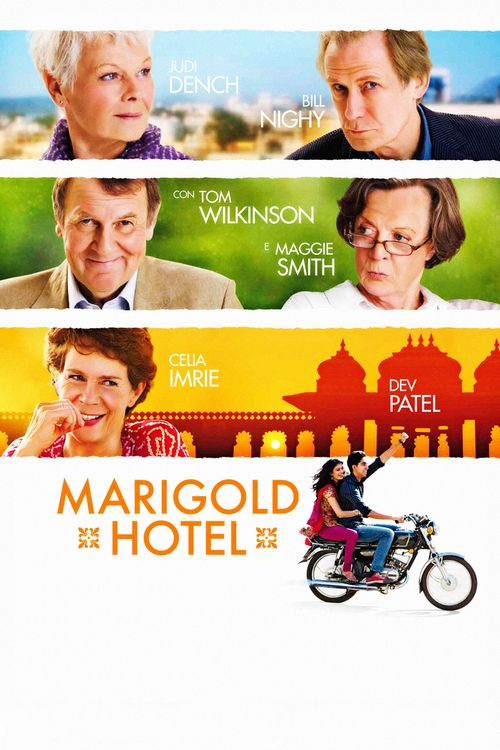 Watch The Best Exotic Marigold Hotel 2017 Full Movie Online