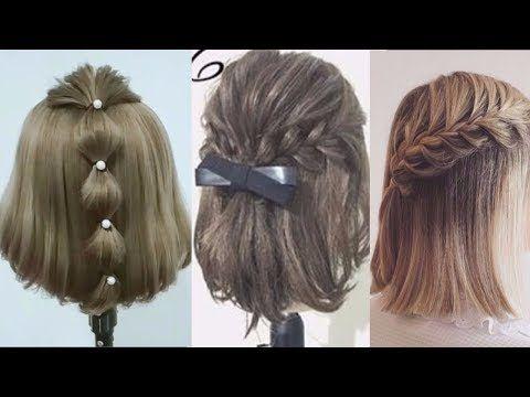 تسريحات شعر للفتيات الصغيرات تسريحات للعيد والمناسبات والمدرسة تسريحات جديدة وجميلة وسهلة Youtube Hair Accessories Hair Braids