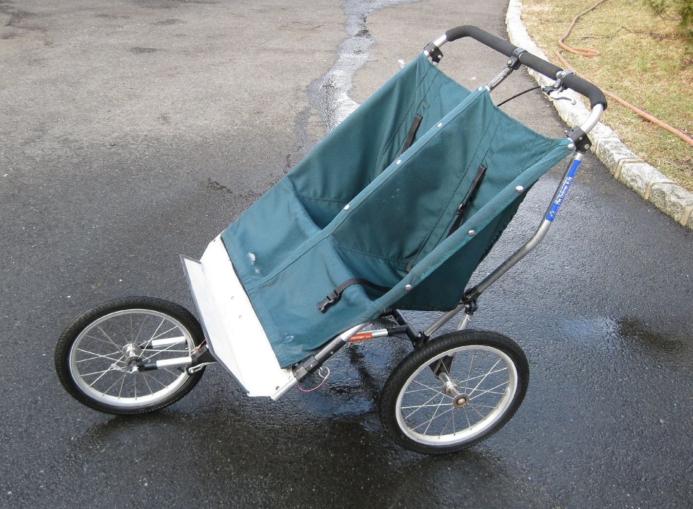 Question Which jogging stroller for a tall 3.5 year old