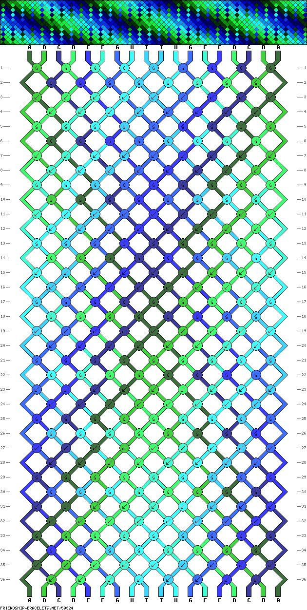 Wave pattern tutorials macramee pinterest wave pattern
