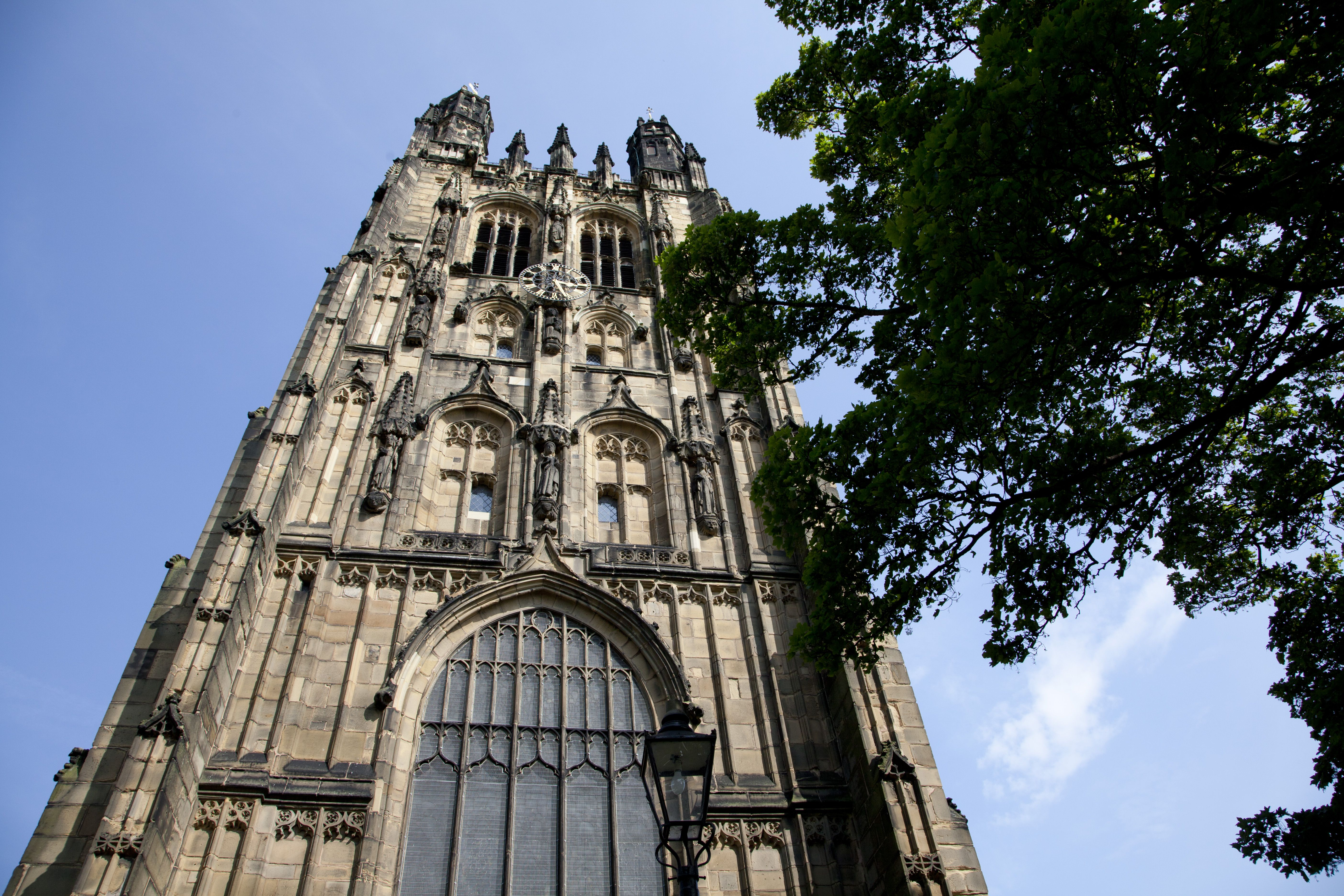 Did You Know The Steeple At St Giles Church Wrexham Is One Of