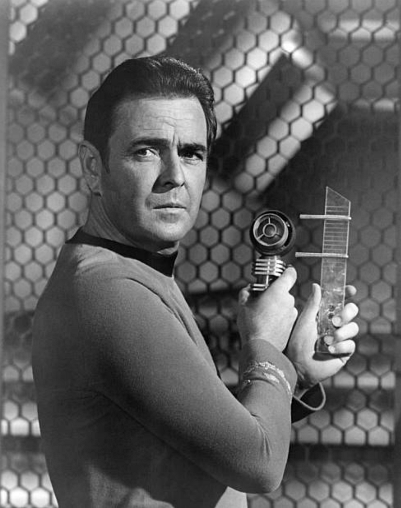 Jimmy Doohan As Scotty Scotty Star Trek Star Trek Series Star Trek Tv
