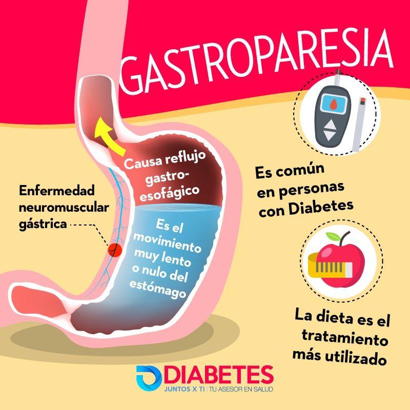 diabetes dolor estomacal