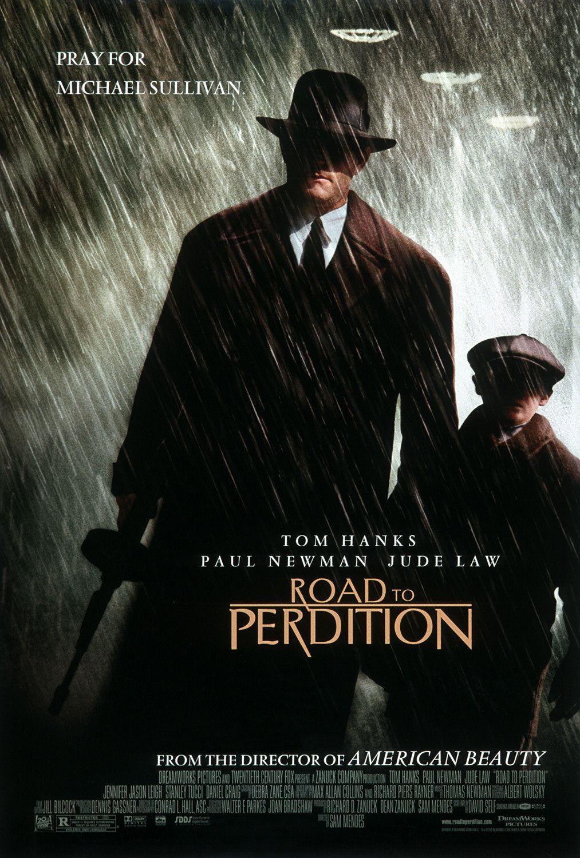 Road To Perdition 2002 Peliculas Cine Cine Y Literatura Peliculas