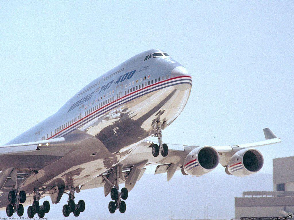 Commercial Aircraft (id 105407) Avion de