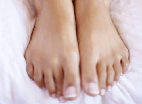 comment avoir de beaux pieds