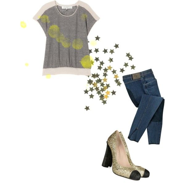 you would be a star, created by delicatesse-cherie.polyvore.com