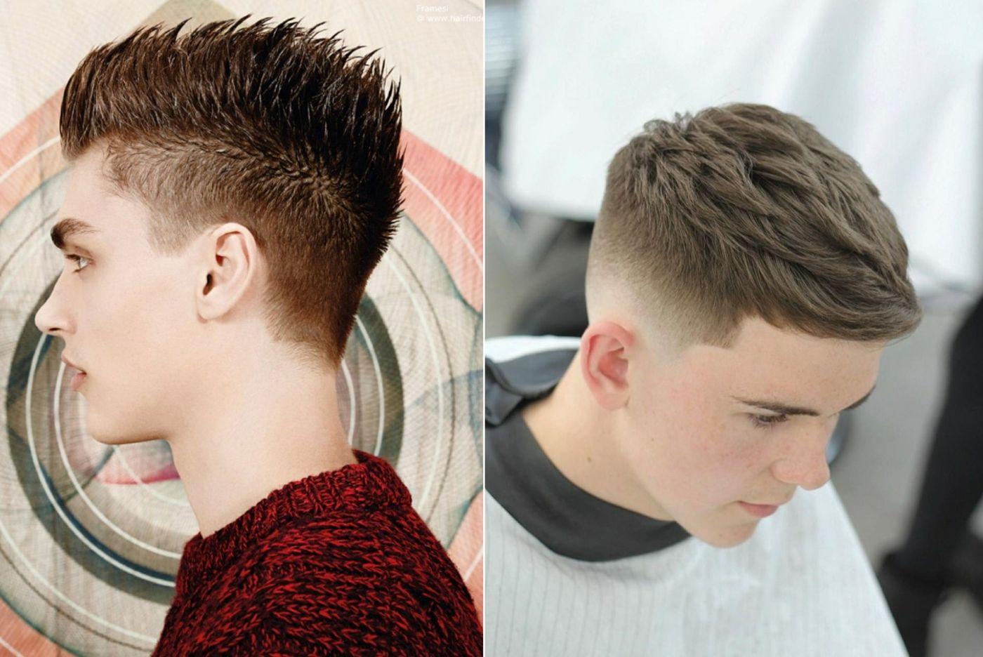 90er Jahre Haarstyling Modern Interpretiert Fur Einen Peppigen Look Bei Jungs Jungs Frisuren Frisuren Kinderfrisuren