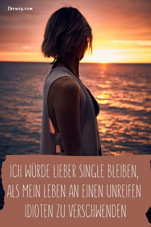mann will lieber single sein)
