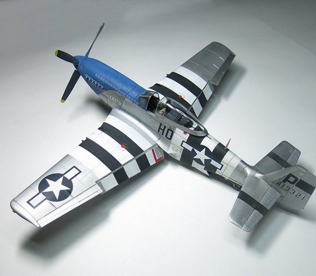 1/32 Tamiya P-51D Mustang Cripes A\'Mighty 3rd George Preddy by ...