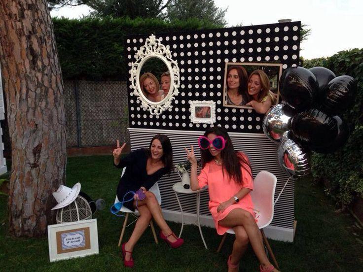Ideas de photocall de boda originales y divertidas para - Ideas divertidas para fiestas ...