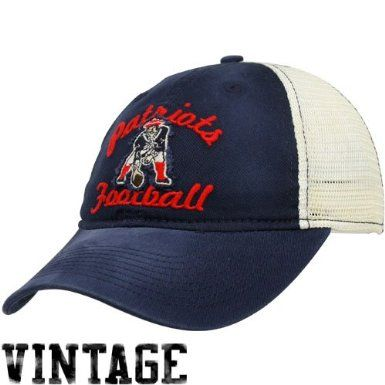 Patriots Women's Mesh Back Hat $17.99