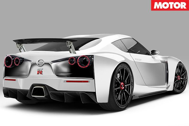 Nissan R36 GT-R rear | Cars | Nissan gtr nismo, Gtr nismo ...