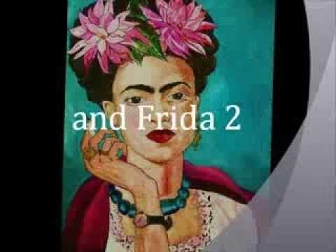 VDO Frida Embroidery : behind the scene