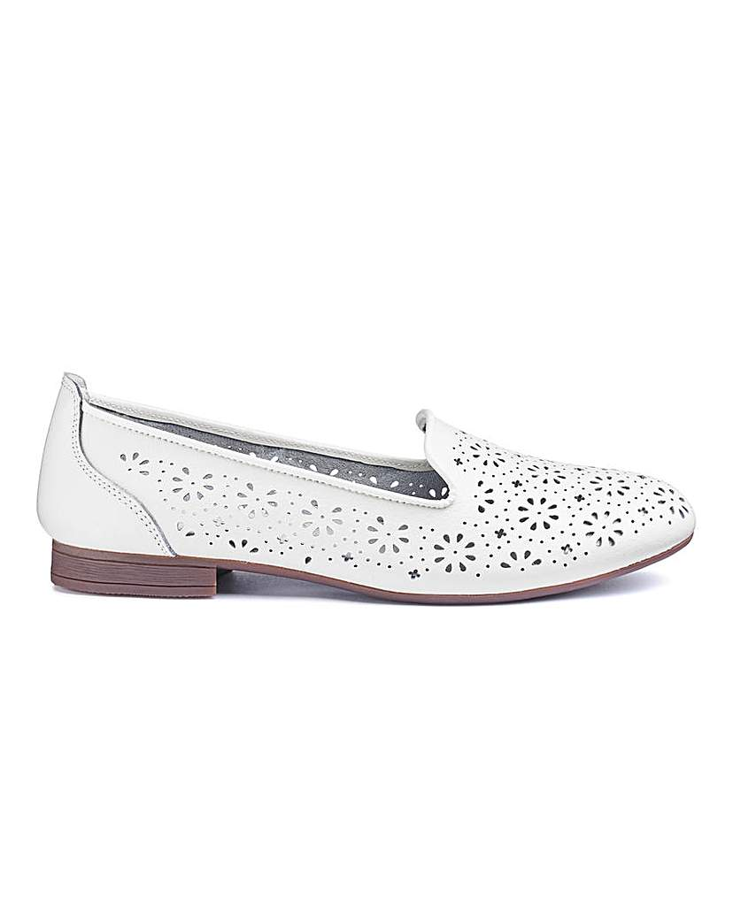 143f75f018f Heavenly Soles Leather Shoes E Fit