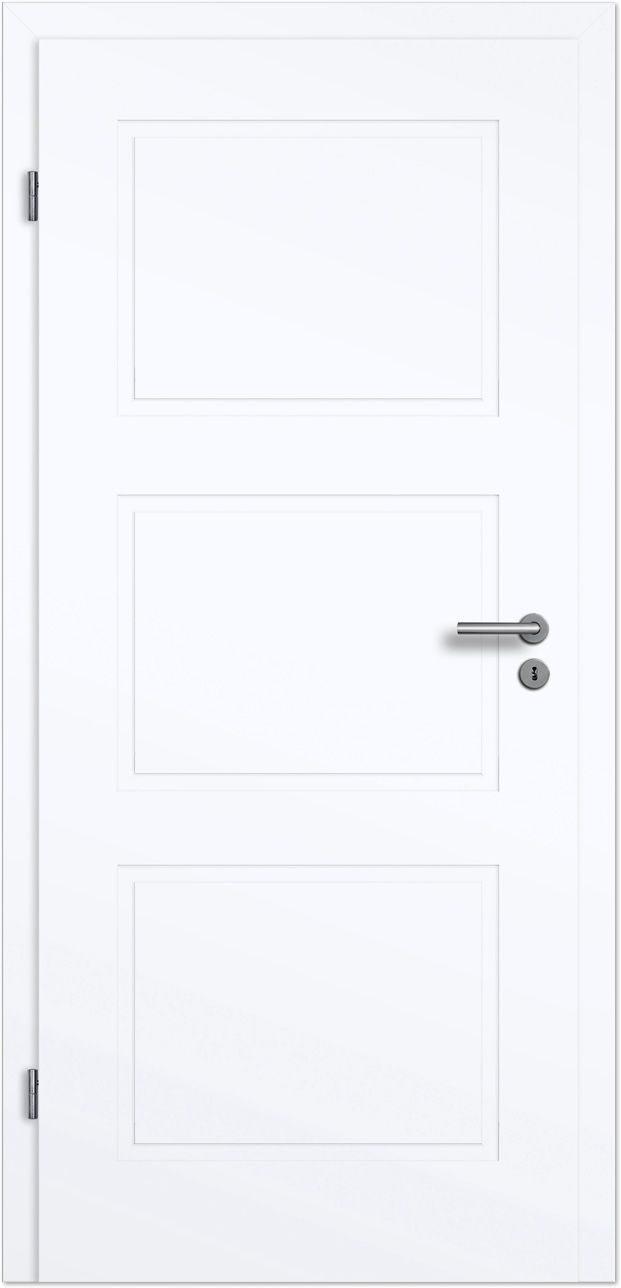 blanco flair 3fs f llungs designt r komplettelement wei lack zimmert ren pinterest t ren. Black Bedroom Furniture Sets. Home Design Ideas