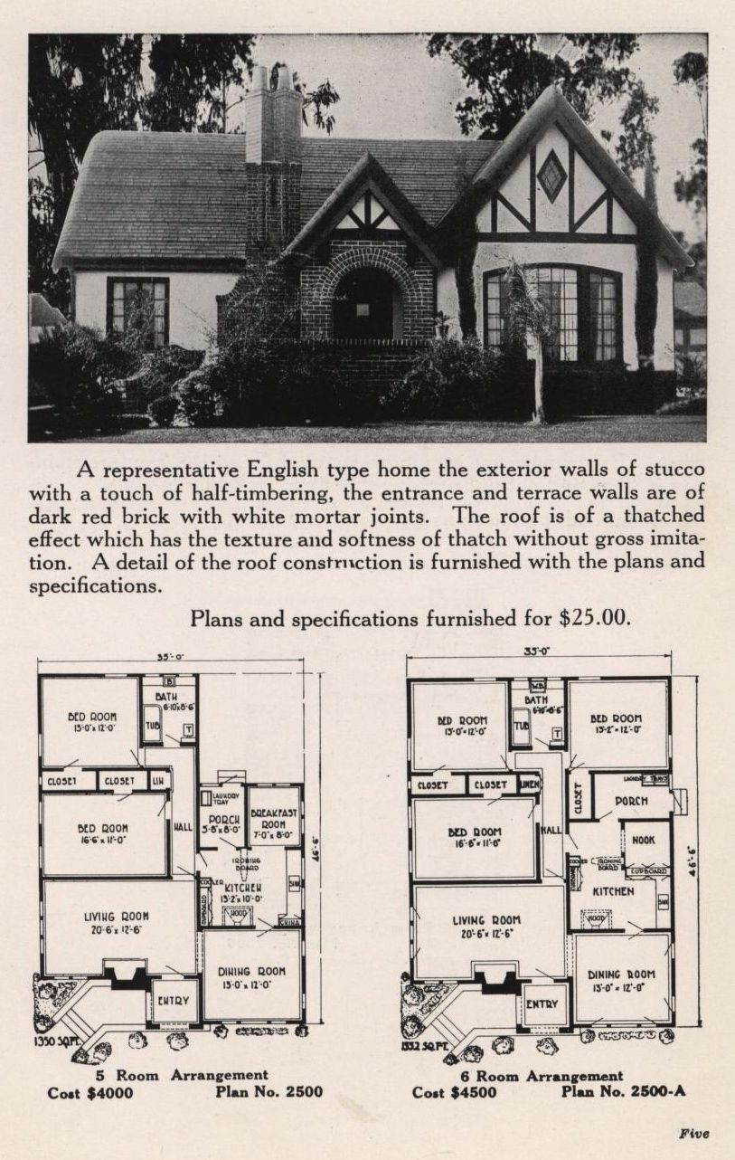 Bungalowcraft : English And Colonial Designs