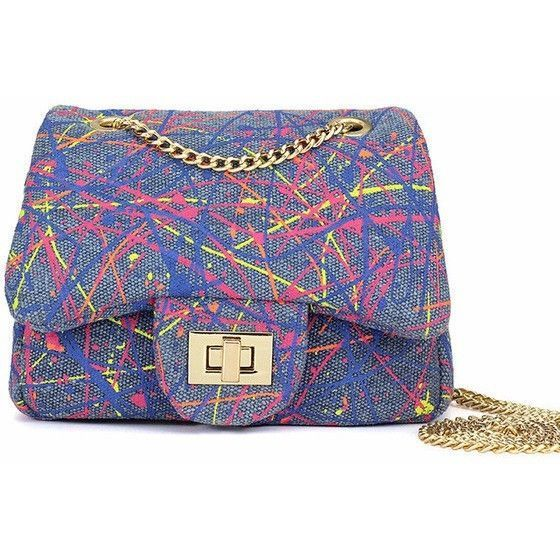 a797aa553156 Perfect little quilted Chanel style shoulder bag with a chain that she can  carry to her