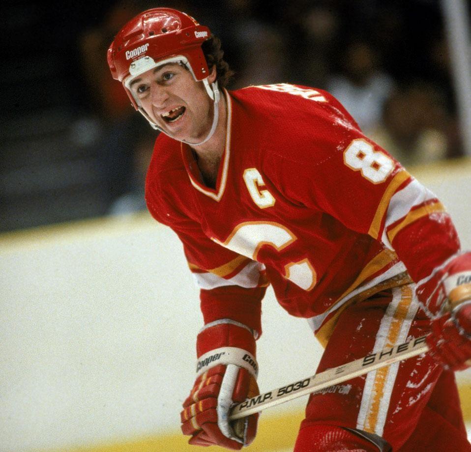 Hockey S Best Toothless Smiles Hockey Calgary Flames Nhl Hockey Players