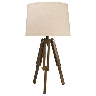 The Tripod Table Lamp Is A Lovely Modern Twist On A Classic Design
