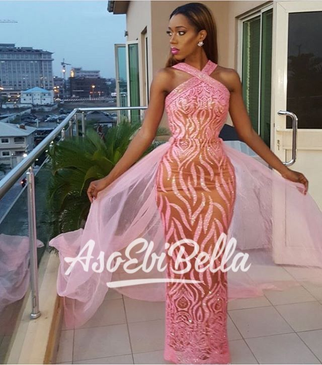 eb7b1dcd577 ... fashion clothes 5947. BellaNaija Weddings presents  AsoEbiBella – Vol.  183 – The Latest Aso Ebi Styles