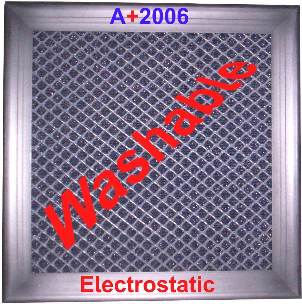Details about A+2006 High Flow Electrostatic Filter