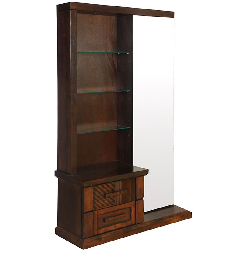 Buy Mondo Solidwood Dressing Table By HomeTown Online: Shop From Wide Range  Of Dressing Tables