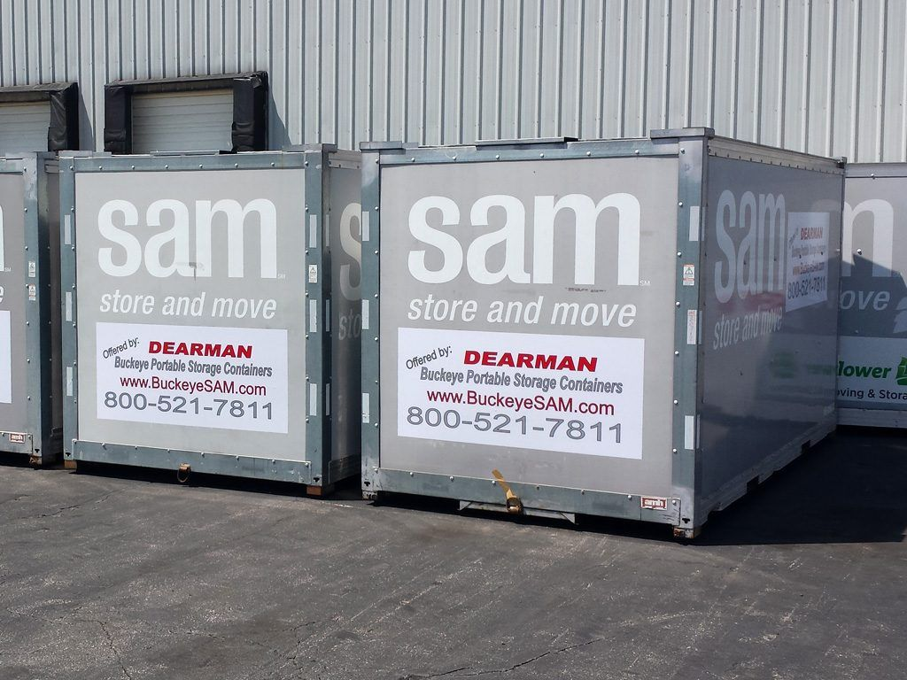 Portable Storage Containers - 16'x8'x8' | Blog Posts ...