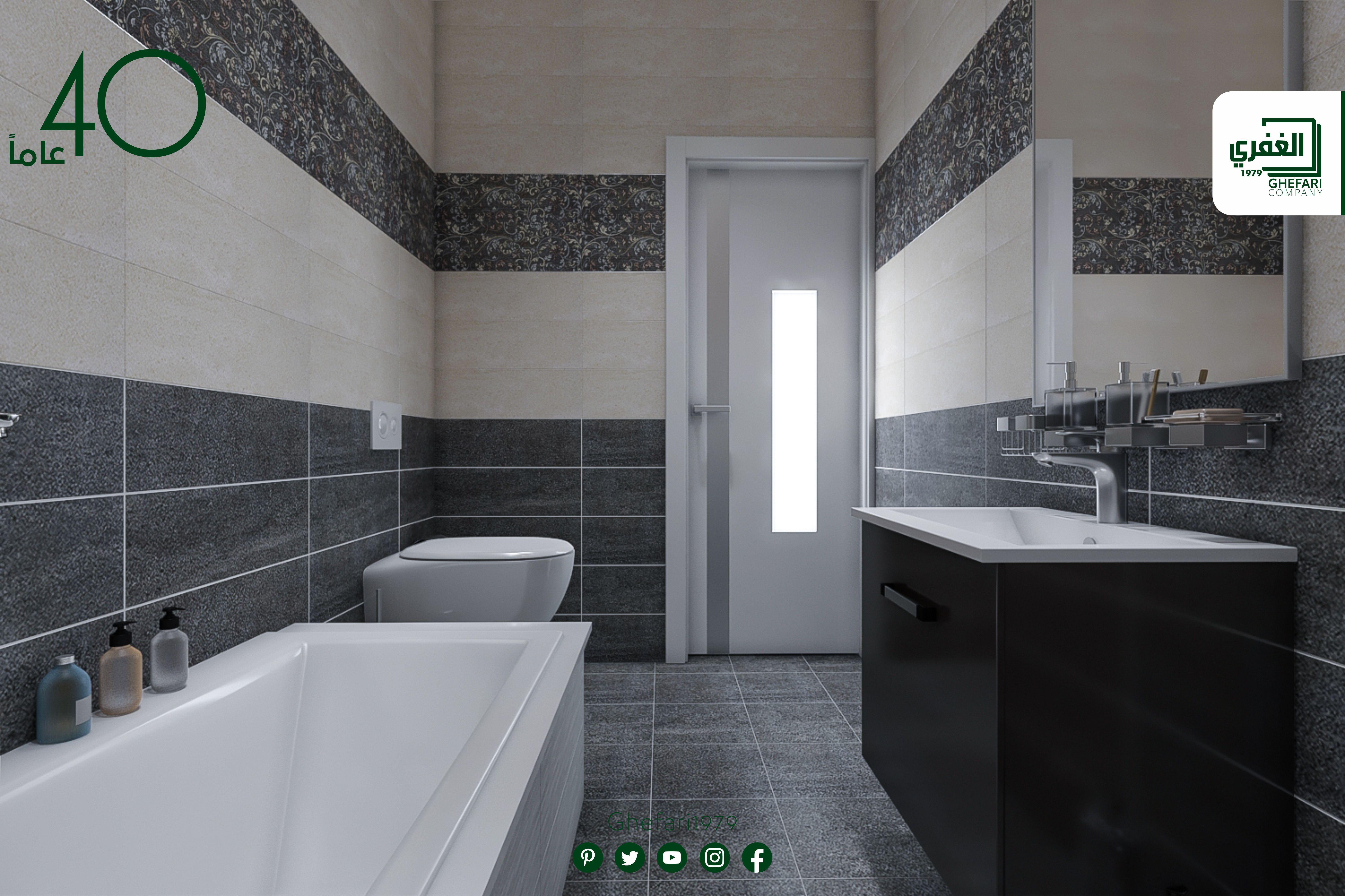 كراميكا حوائط حمامات مطبخ اسباني الصنع مقاس20x60 ديكور20x60 للمزيد زورونا على موقع الشركة Www Ghefari Com واتس اب 009725 Alcove Bathtub Bathtub Alcove