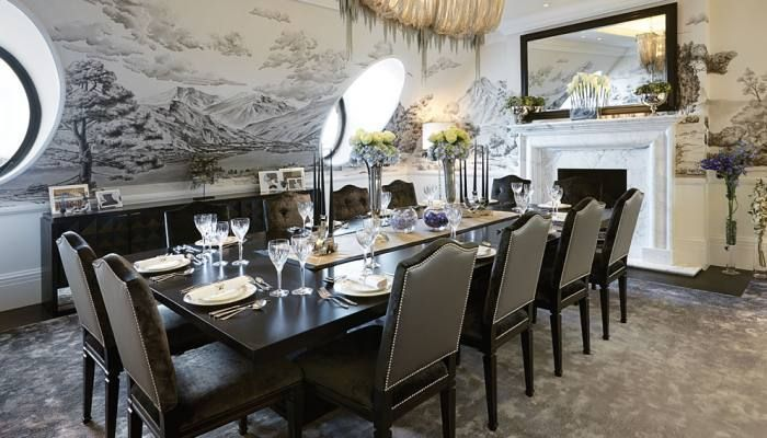 exciting dining room tables that seat 12 or more  large