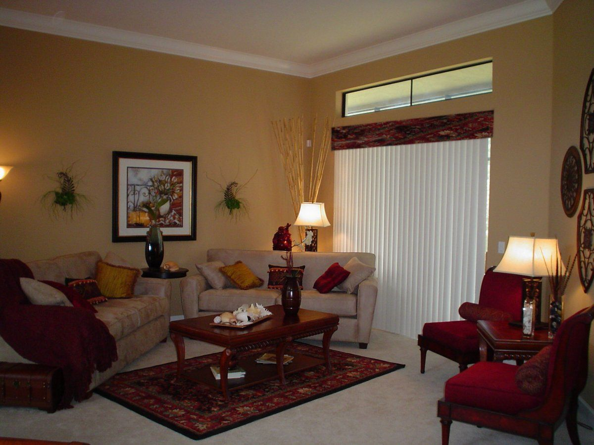 Red Living Room Paint Colors - Best living room paint colors