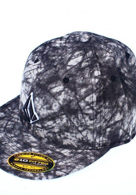 a67a39af61c Acid Flex Fit Hat (Volcom Snow 12 13)  volcom  hat  design