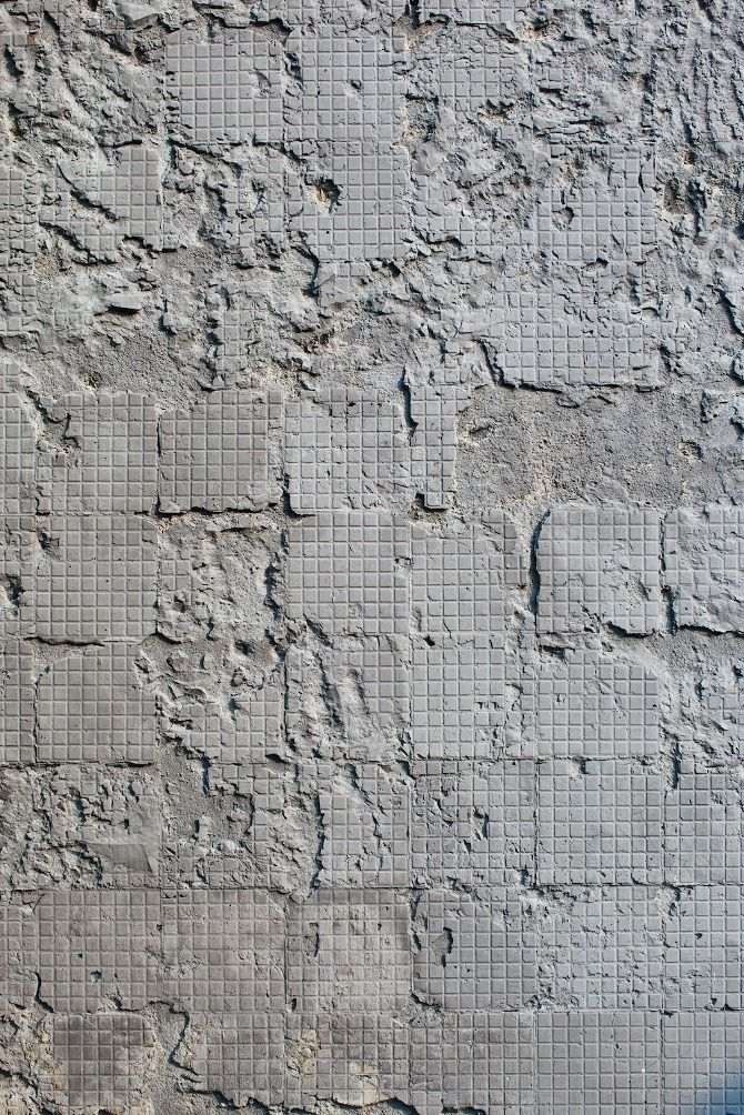 Technical Composition by Chris Wiley A form of textured concrete for - paredes de cemento
