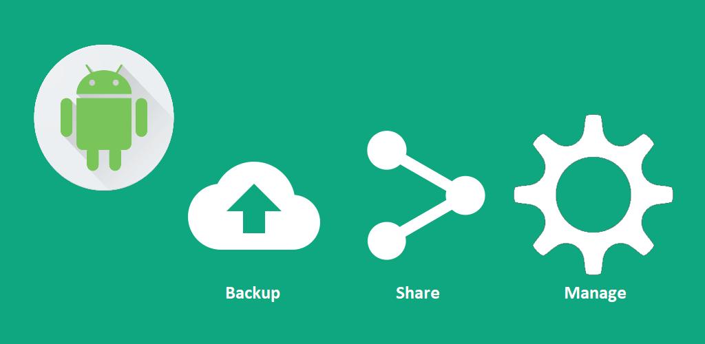 App Backup & Share Pro v8 3 1 Full Unlocked Paid APP Download Free