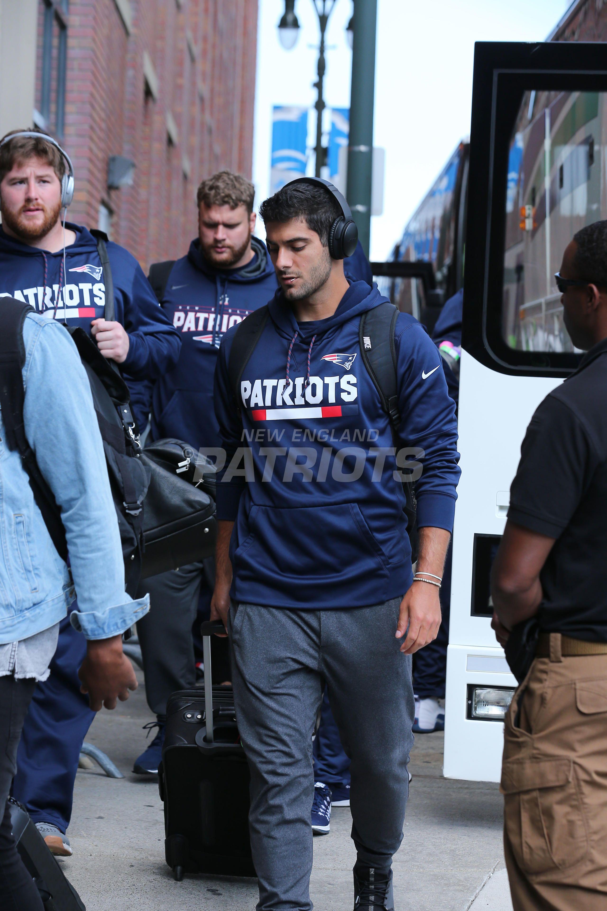 Patriots Vs Lions Preseason Week 3 New England Patriots