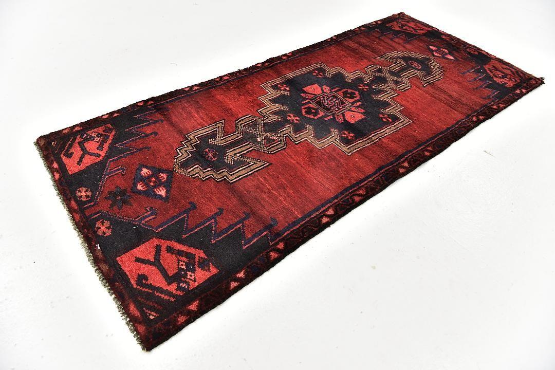 Best 2 6 X 5 10 Hamedan Persian Runner Rug Persian Rug 640 x 480
