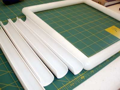 What are Q-Snaps? | Embroidery, Stitch and Pvc pipe : qsnap quilt frame - Adamdwight.com