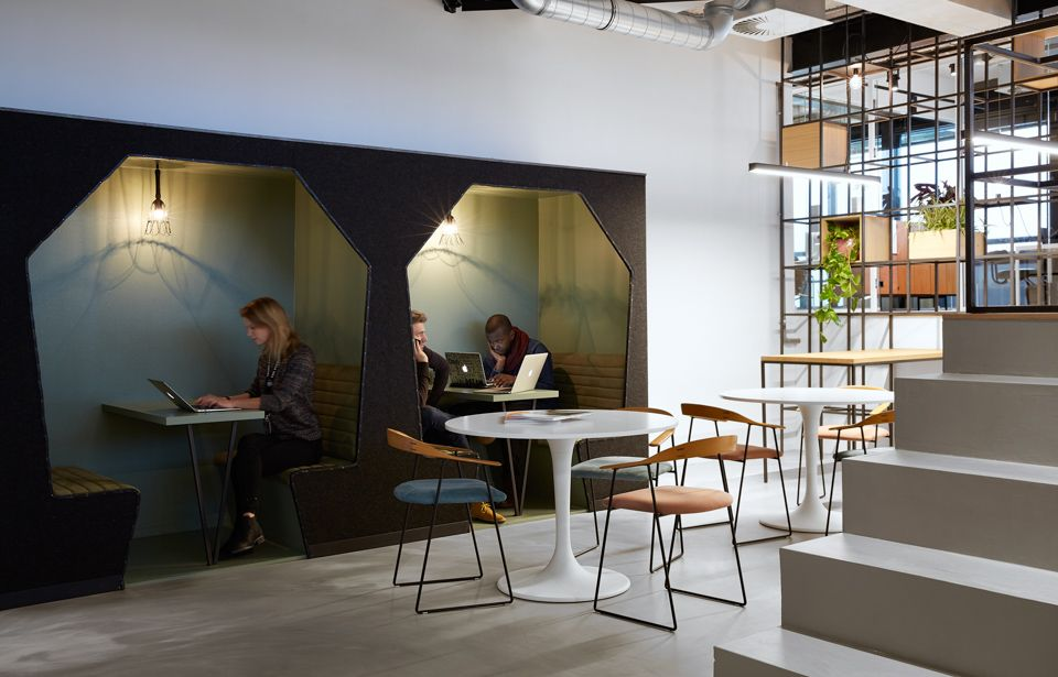 Jobs At The Student Hotel I In 2019 Office Interior Design Interior Design Design