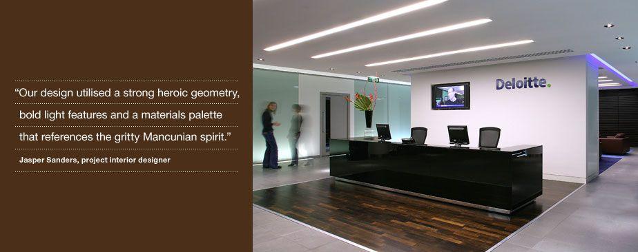 Deloitte Offices Manchester C David Barbour BDP
