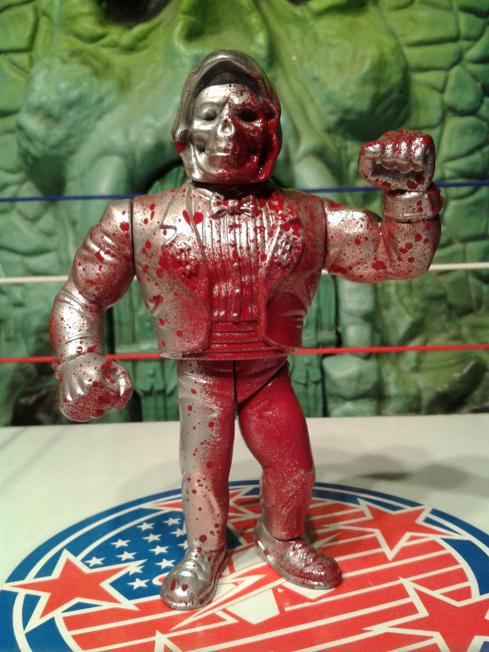 MotU + Wrestler = WotU ?!  Awesome!