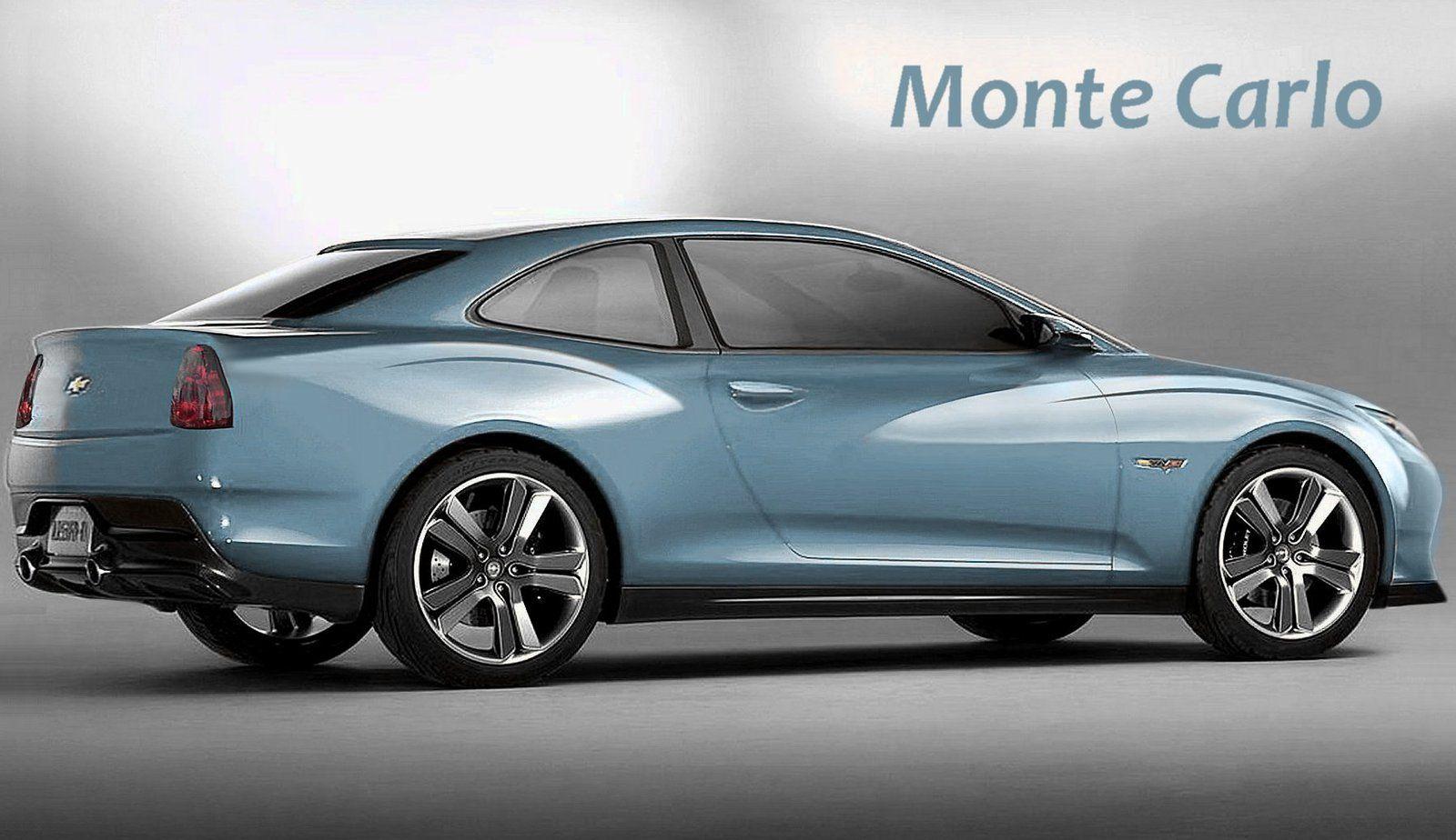 Chevy Monte Carlo 2015 >> 2015 Chevrolet Monte Carlo Please Let This Happen
