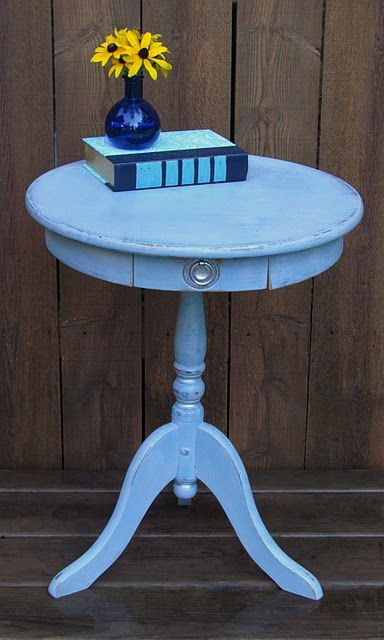 Small Table Painting Ideas 4