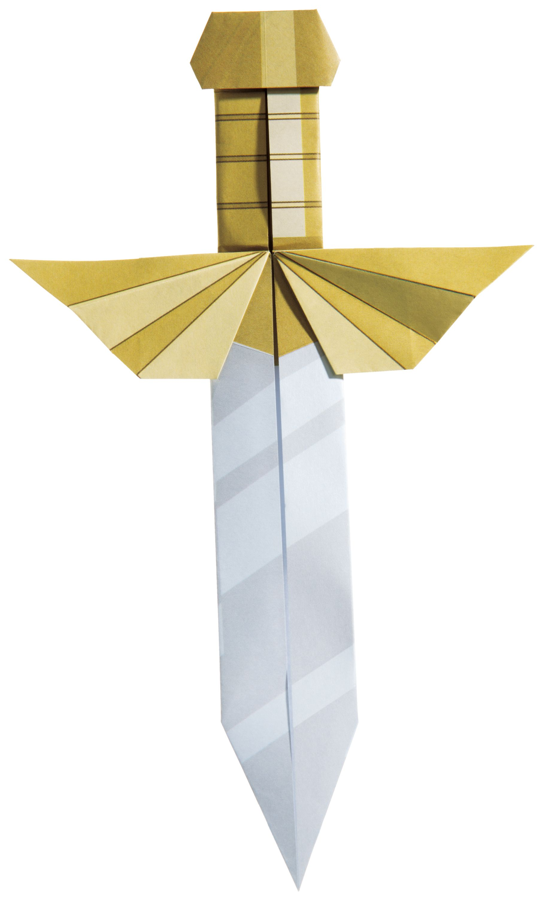 Its Wonder Womans Sword Learn How To Make It In Dc Super Heroes Star Wars Origami Diagrams And Crease Patterns Starwarigami