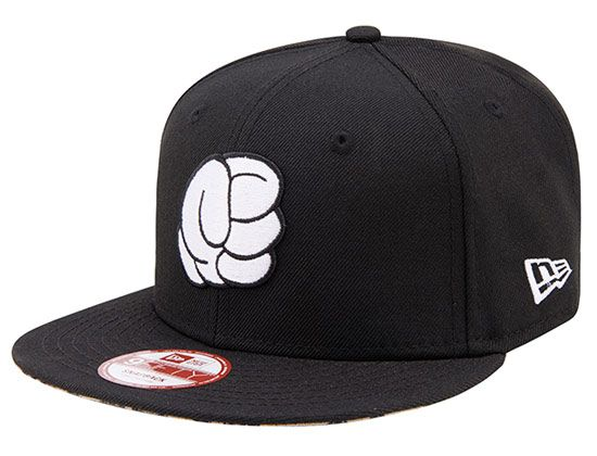 bbaf90d15b5 Mickey Hands 9Fifty Snapback Cap by DISNEY x NEW ERA