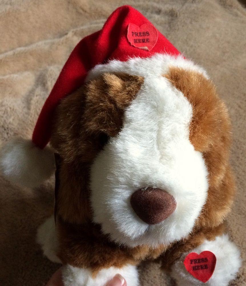 dog barking christmas songs