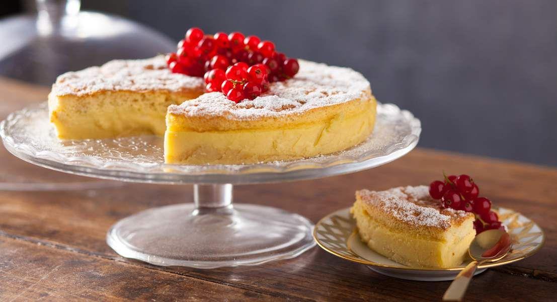10 recettes de gâteaux magiques