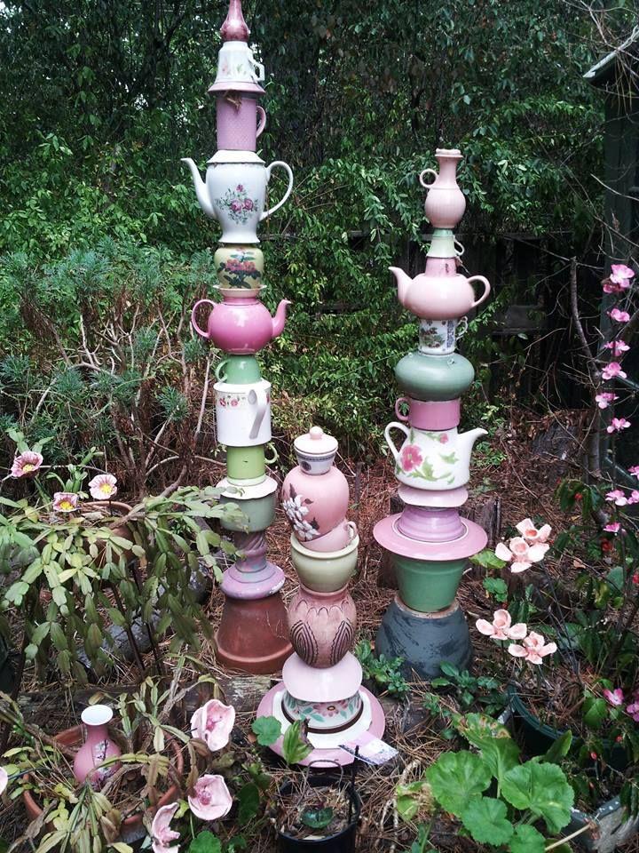 Draussen Gartenideen Garten Garten Ideen Garten Deko Ideen