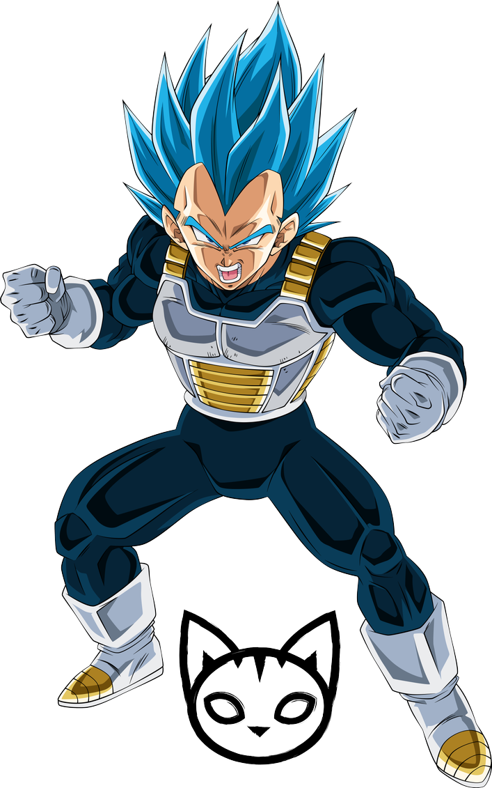 Vegeta Super Saiyan 2 Broly Movie Ssb Palette By Thetabbyneko On Deviantart Dragon Ball Super Artwork Anime Dragon Ball Super Dragon Ball Artwork