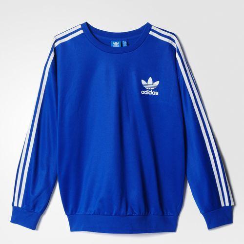 adidas Beckenbauer Sweatshirt - Black | adidas US | Adidas ...