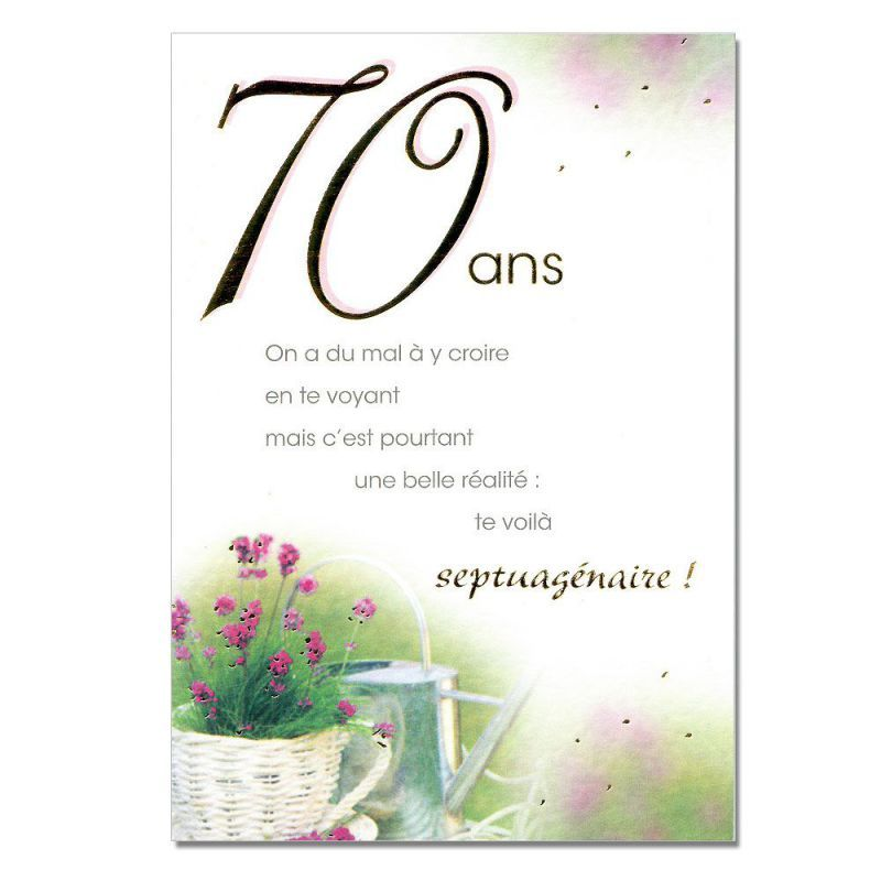 cartes mots du bonheur anniversaire 70 ans to do pinterest anniversaire 70 ans. Black Bedroom Furniture Sets. Home Design Ideas